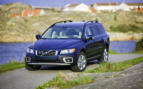 volvo xc  widescreen exotic car wallpapers    diesel station
