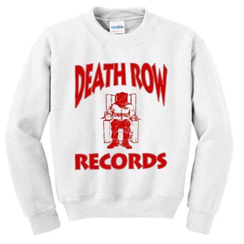 Row Records Sweatshirt Row Records Sweatshirt