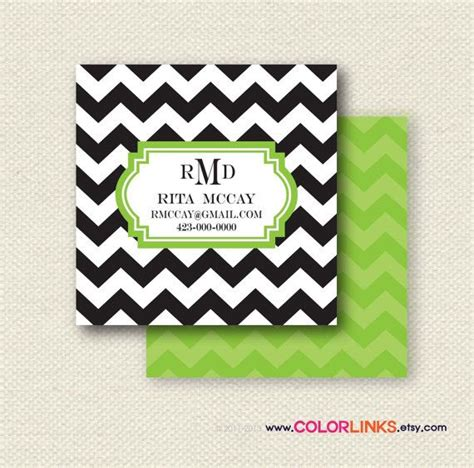 Multicolor Chevron Bussiness Card Template by 15 Best Images About Word Processing Business Cards On
