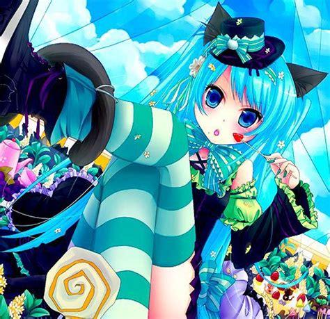 imagenes de anime kawaii hd articles de miku tagg 233 s quot fond d 233 cran quot the blog of