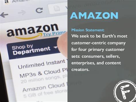 amazon mission statement amazon mission statement we seek