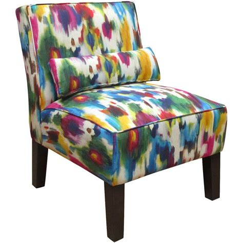 Colorful Chairs For Living Room Colorful Accent Chairs Transforms The Look Of A Room Furniture Design