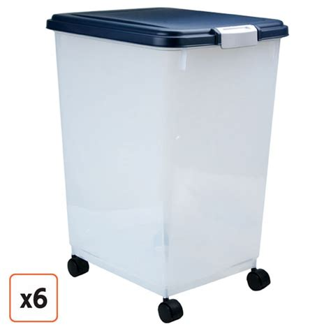 pet food storage containers airtight storage boxes watertight air tight plastic