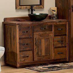 Rustic Bathroom Vanities For Sale by Rustic Bathroom Vanities Log Bathroom Vanities Rustic