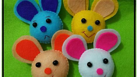 tutorial flanel felt boneka kelinci rabbit ala rangga