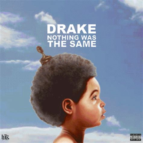 The Same animated cover nothing was the same