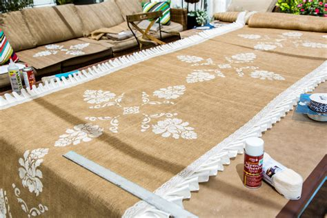 diy burlap aisle wedding runner diy  tos paige jasons wedding hallmark channel