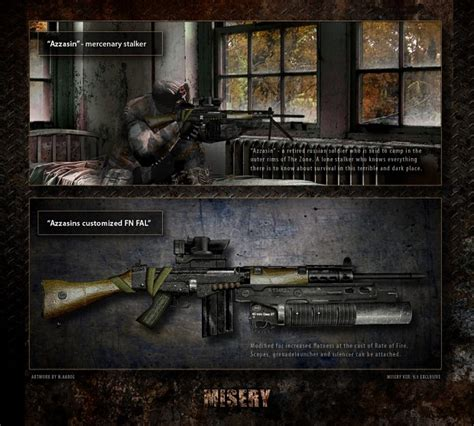 ui overhaul thread s t a l k e r call of chernobyl mod s t a l k e r misery diễn đ 224 n game vn