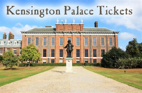 Kensington Palace Tickets | kensington palace official website tickets events history