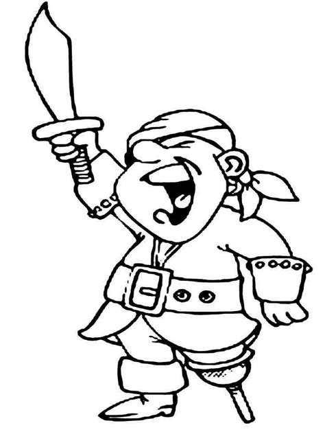 pirate boy coloring page pirates coloring pages download and print pirates