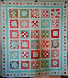 the stitchin post jelly roll quilt and giveaway week 4