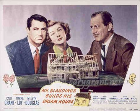 mr blanding builds his dream house film dialogue in the lyrics of bob dylan mr blandings builds his dream house 1948