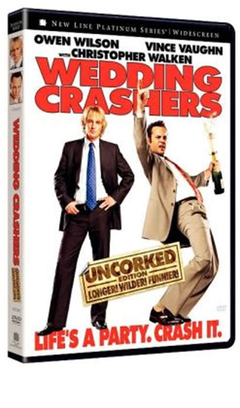 Wedding Crashers List by Wedding Crashers By New Line Home David Dobkin