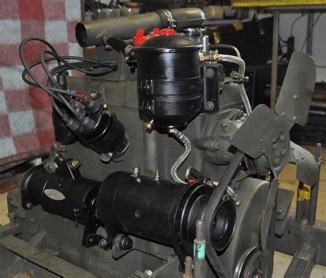 Jeep Engine For Sale Willys Jeep L134 Engine For Sale