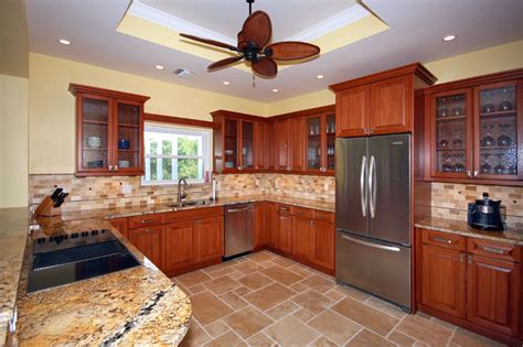 Kitchen Granite Designs Gallery Kitchen Sanibel Design Center