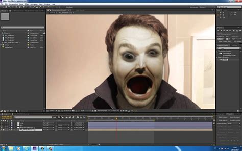 tutorial zombie after effects tutorial after effects cs6 hacer cara de zombie monstruo