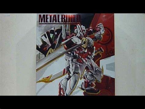 Bandai Metal Build Converge Astray Frame Gundam bandai metal build gundam astray frame review