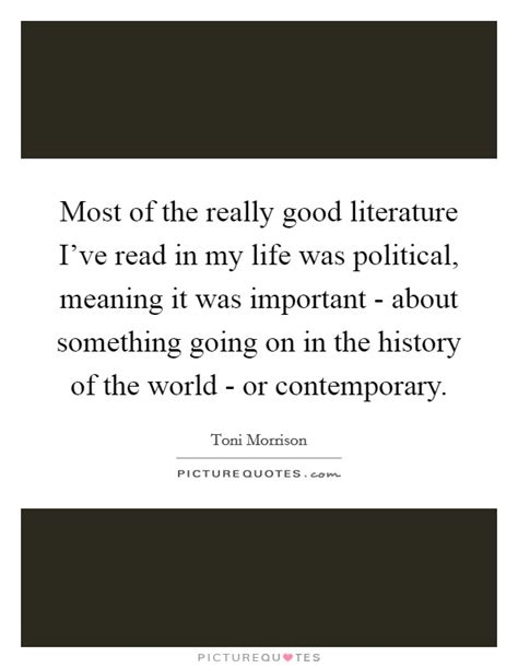 political biography meaning most of the really good literature i ve read in my life