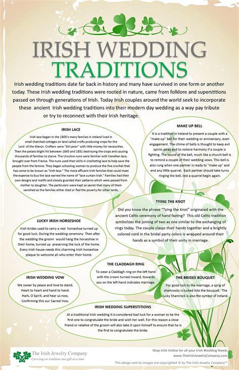 Irish marriage customs