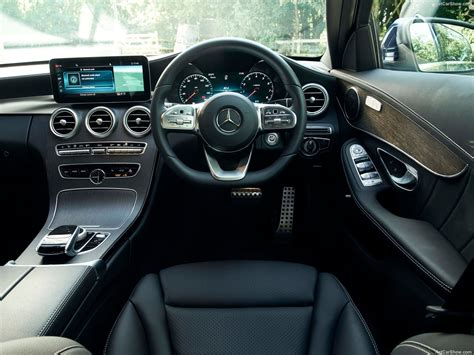 mercedes c 2019 interior mercedes c class 2019 picture 43 of 72