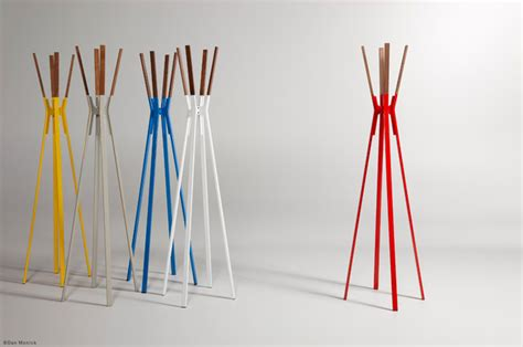 Modern Coat Rack Stand by 2012 Dot Modern Furniture Catalog Page 37 38
