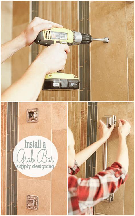Master Bathroom Remodel: Part 12 { Install Bathroom ... Empty Toilet Paper Roll Png