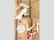Master Bathroom Remodel: Part 12 { Install Bathroom ... Empty Toilet Paper Roll Png