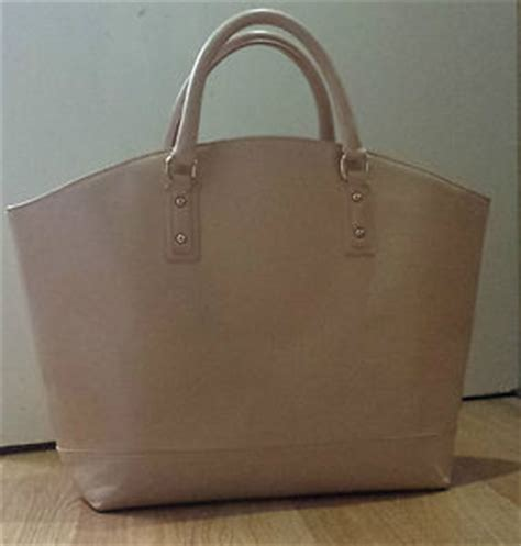 Bag Tote Zara Basic Bz 8011 zara basic light tote shopper bag mollie king ebay
