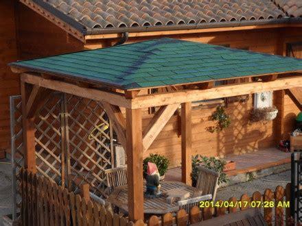 progetto gazebo in legno gazebo in legno lamellare 4 falde legno srl