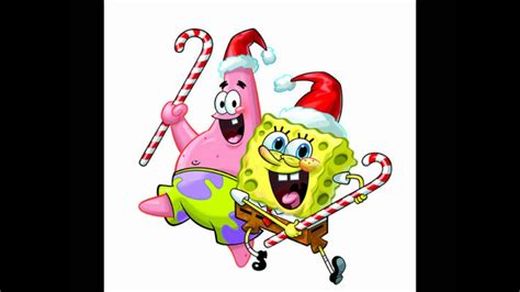 spongebob squarepants dont   jerk  christmas youtube