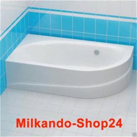 Badewanne Maße by Badewanne Wanne Eckig Eckwanne 160cm Inkl Sch 252 Rze