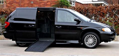 wheelchair assistance wheelchair vans sale owner
