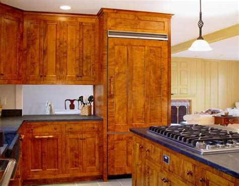 Tiger Maple Kitchen Cabinets Tiger Curly Maple 171 C P Johnson Lumber