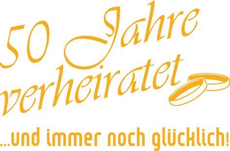 Aufkleber 50 Goldene Hochzeit wandtattoo aufkleber tattoo wandaufkleber f 252 r goldene