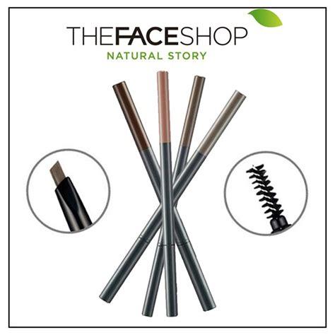 The Shop Designing Eyebrow 1 ch 236 kẻ m 224 y 2 đầu the shop designing eyebrow pencil