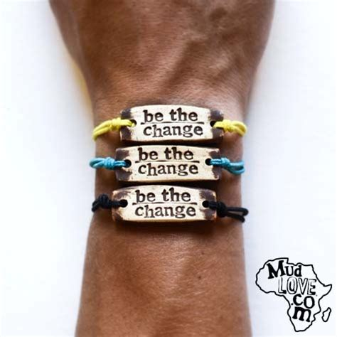 Handmade Bracelets For A Cause - mudlove a company out of winona lake in makes beautiful