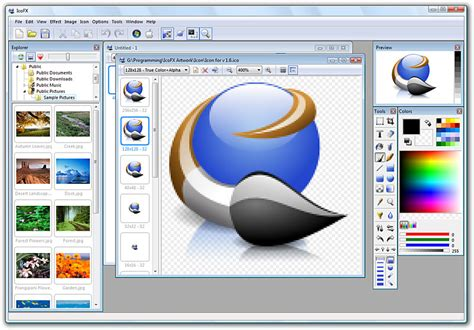 icon design software mac icofx letzte freeware version download chip