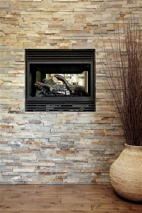 stone wall fireplace stone feature wall with fireplace