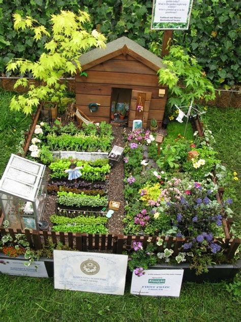 16 Do It Yourself Fairy Garden Ideas For Kids Miniature Gardens Ideas