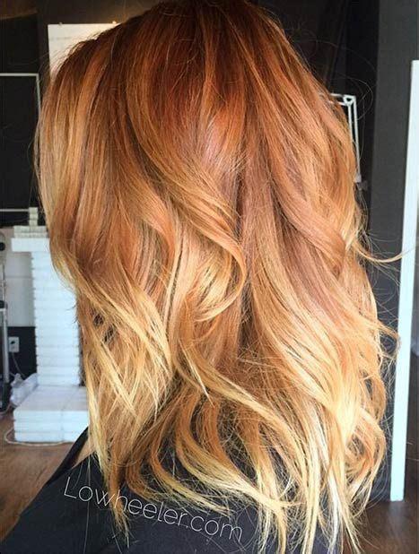 Strawberry Ombr 233 Hair Color My Hair Balayage And Balayage Best 25 Auburn Hair Ideas On Strawberry Brown Hair Light Auburn And Fall
