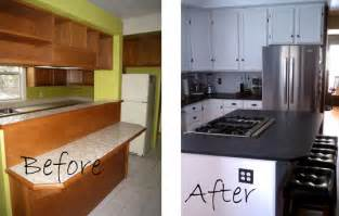 kitchen before amp after remodels 8 tips modern kitchens