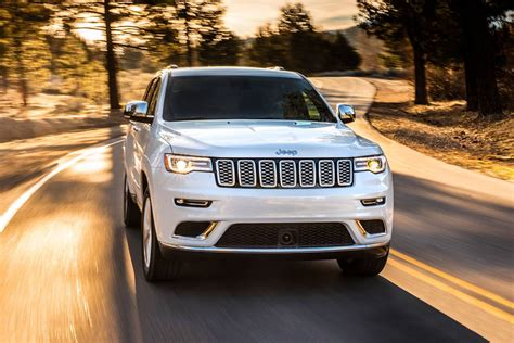 jeep summit blue 2018 jeep grand cherokee trailhawk market value what s
