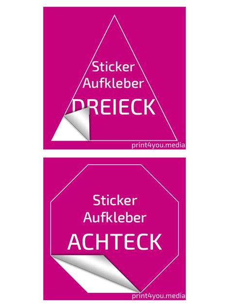 Aufkleber Drucker by Print4you Media Aufkleber Drucken Sticker Drucken