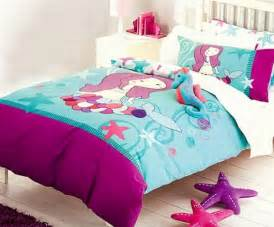 Little Mermaid Duvet Set Girls Bedding 30 Princess And Fairytale Inspired Sheets