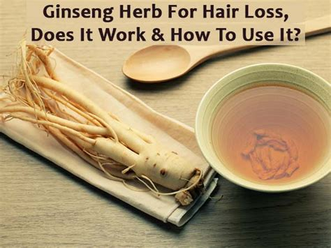 Shoo Ginseng does hair loss shoo work 25 best treatment for thinning