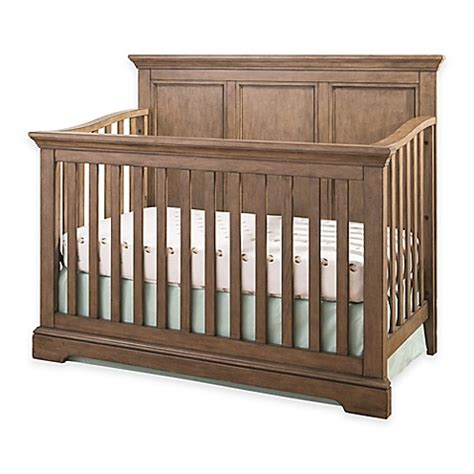 bed bath and beyond westwood westwood design hanley 4 in 1 convertible crib in cashew