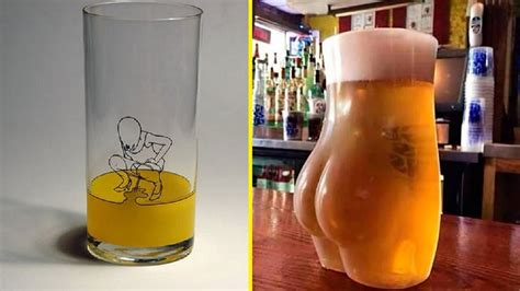 stemless chagne cool glassware cool and unique drinking glasses youtube