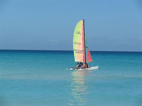 catamaran in cuba cuba catamaran ocean 183 free photo on pixabay