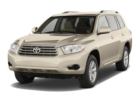 2010 Toyota Highlander Reviews 2010 Toyota Highlander Review Ratings Specs Prices And