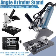 New Angle Grinder Stand Cut Off Drop Saw 115mm 125mm Ebay